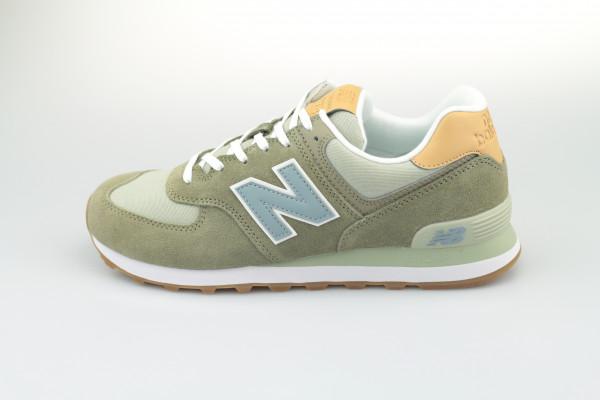New Balance ML 574 NT2 (Olive/Blue)