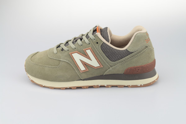 New Balance ML 574 SOJ (Olive)