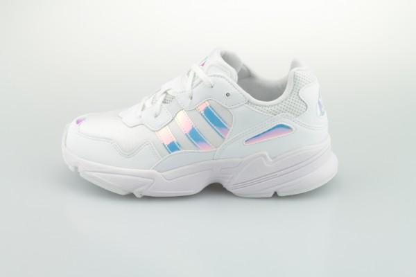Yung-96 J (Footwear White / Footwear White / Core Black)