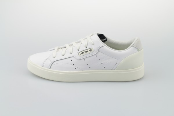 Sleek W (Footwear White / Off White / Crystal White)