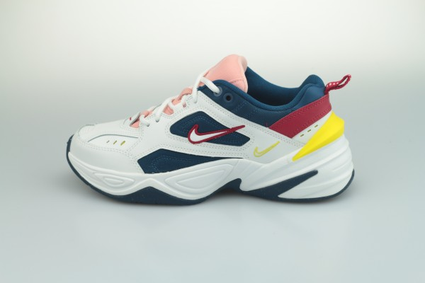 Wmns M2K Tekno (Blue Force / Summit White - Chrome Yellow)