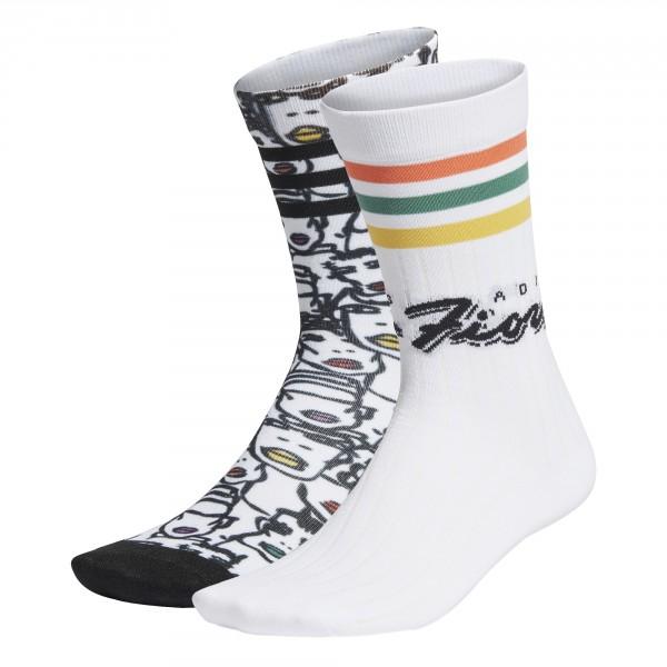Fiorucci Socks 2PP (White)