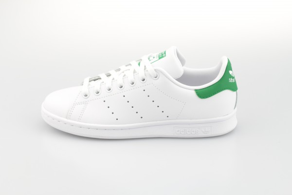 Stan Smith (Footwear White / Crystal White / Green)