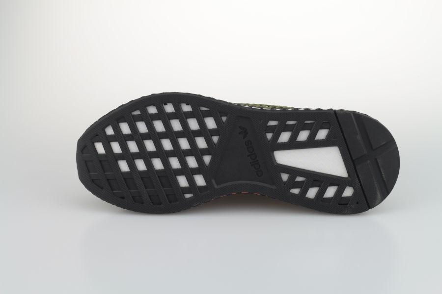 adidas-deerupt-runner-Green-Core-Black-Easy-Orange-4