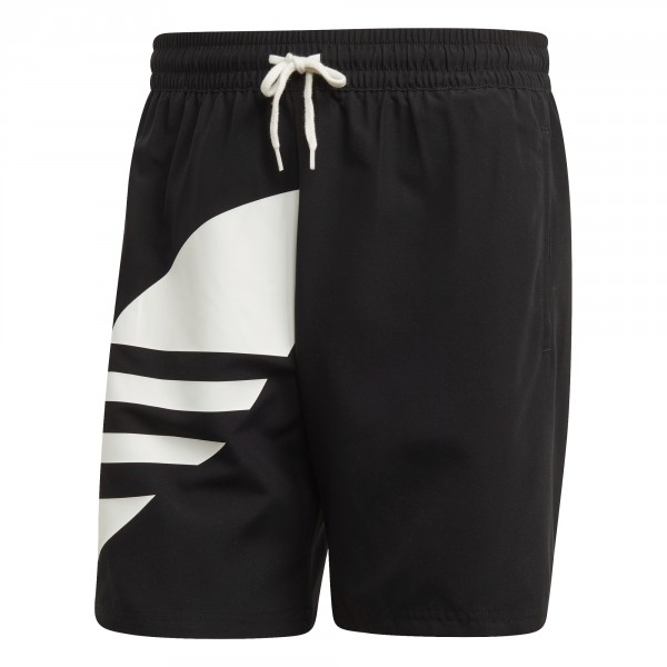 Big Trifoil Swimshorts (Black)