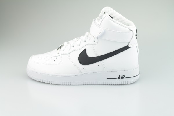 Air Force 1 High '07 20AN (White / Black)