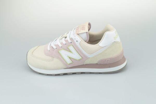 New Balance WL 574 LBL (Pink)