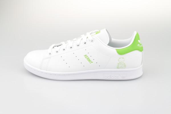 adidas x Kermit the Frog Stan Smith (White/Green)