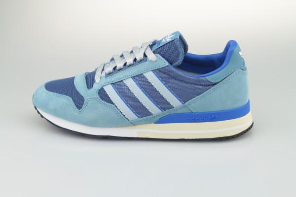 Adidas ZX 500 (Crew Blue / Halo Blue / Hazy Blue)