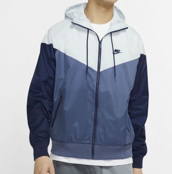 Sportswear Windrunner (Diffused Blue / Midnight Navy)
