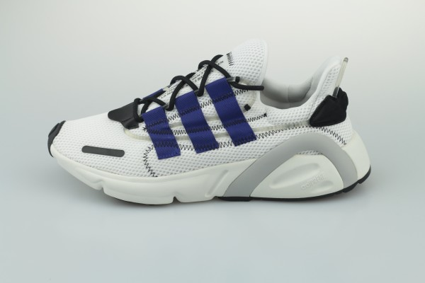 LXCON (Footwear White / Active Blue / Core Black)