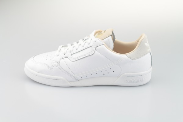 "Continental 80 ""Home of Classics"" (Footwear White / Footwear White / Crystal White)"