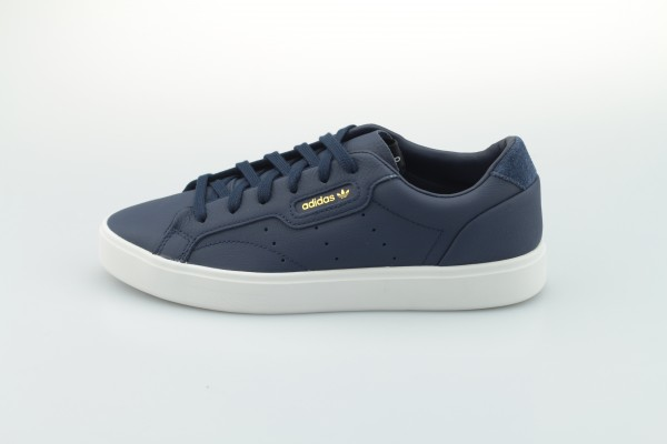 Sleek W (Collegiate Navy / Collegiate Navy / Crystal White)
