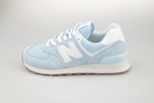 New Balance WL 574 PE2 (Ice Blue)