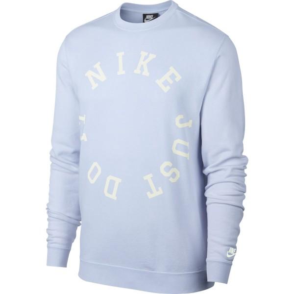Sportswear Crew FT Wash (Half Blue / Summit White)
