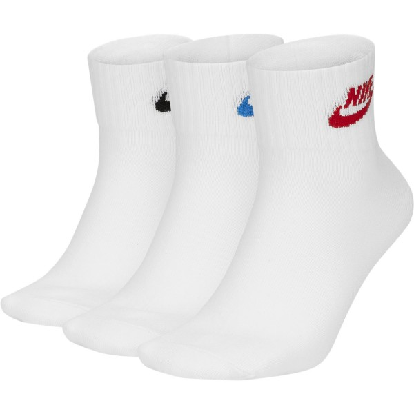Nike Everyday Essential Socks (White)