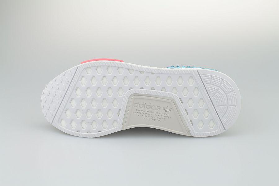 Adidas-NMD-Weiss-Blau-Rot-900-4