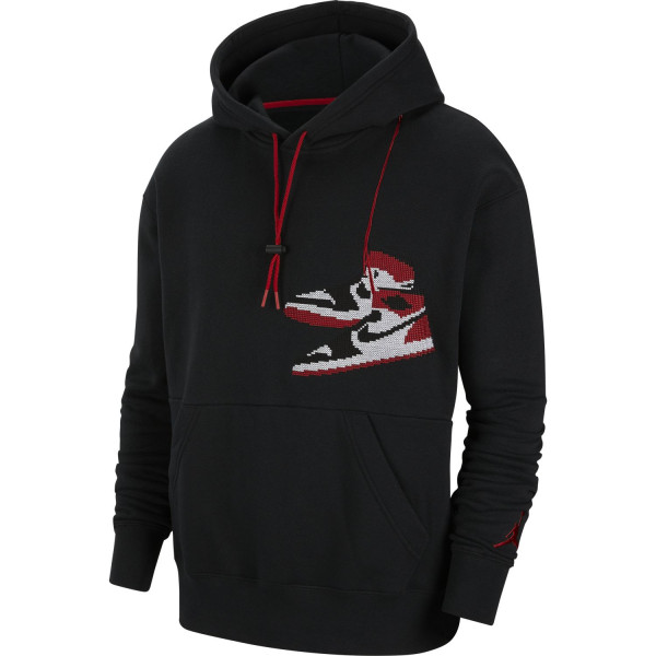Jordan Jumpman Holiday Hoodie (Black)