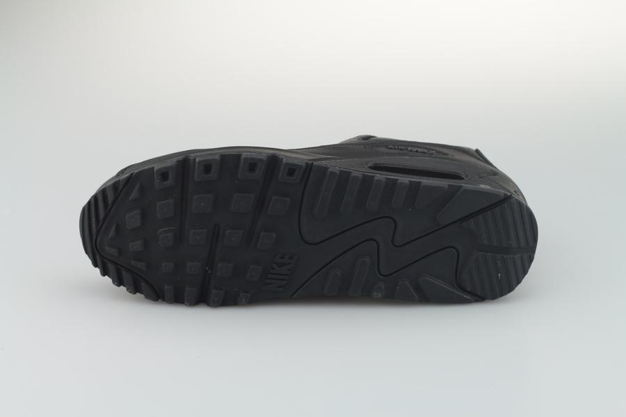 nike-air-max-90-leather-302519-001-black-schwarz-4URG8MMUVLsmV7