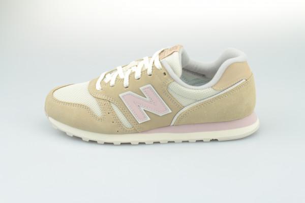 New Balance WL 373 EE2 (Beige / Rosa)