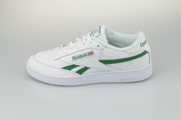 Club C 85 (White / Green)