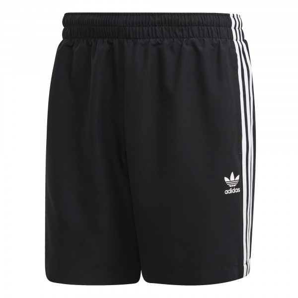 3 Stripes Swimshorts (Black)
