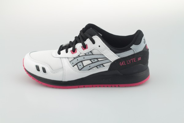 Gel-Lyte III (White / Black)