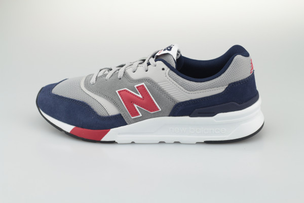 New Balance CM 997 HVR (Grey/Navy/Red)