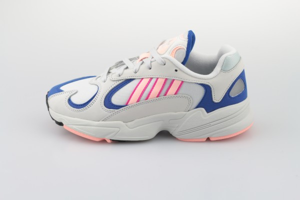 Yung-1 (Crystal White / Clear Orange / Collegiate Navy)