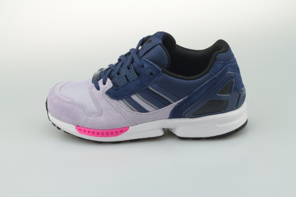 ZX 8000 W (Purple Tint / Tech Indigo / Core Black)