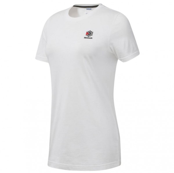 Classics Small Logo T-Shirt (White)