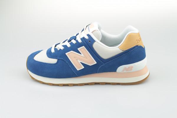 New Balance WL 574 NU2 (Blue/Rose)