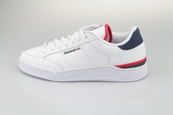 Reebok Ad Court (Cloud White / Vector Navy / Vector Red)