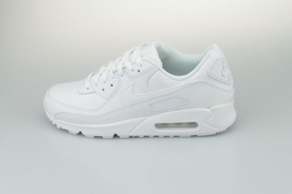 Nike Air Max 90 Leather (White / White )