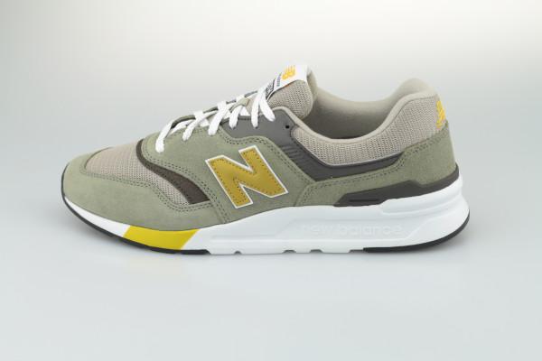 New Balance CM 997 HEZ (Green / Gold)