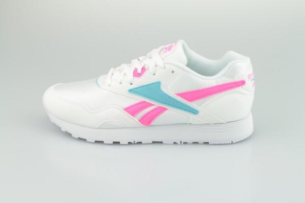 Rapide MU (White / Solar Pink / Neon Blue)