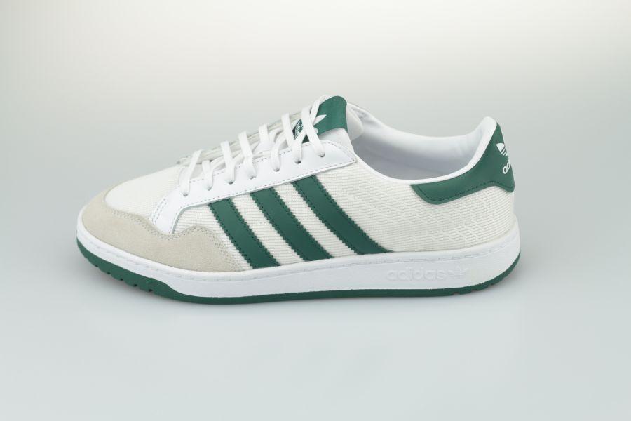 Adidas-Team-Court-white-collegiate-green-900-1