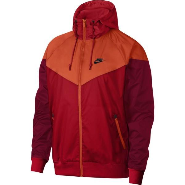 Sportswear Windrunner (University Red / Team Orange / Black)