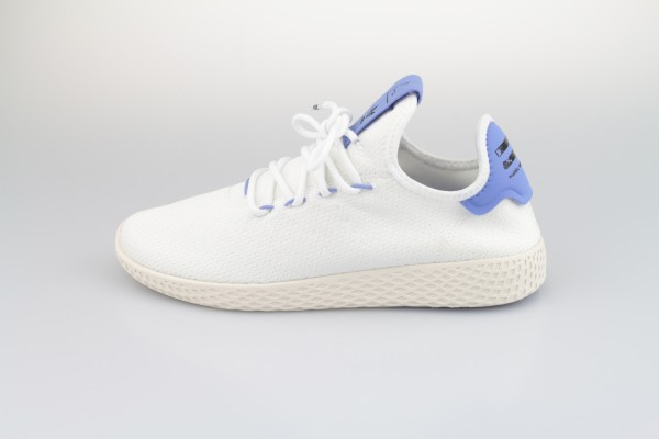 PW Tennis HU (Footwear White / Real Lilac / Chalk White)