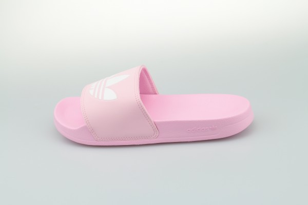 adilette Lite W (True Pink / Cloud White / True Pink)