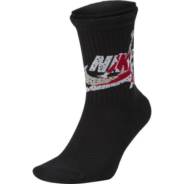 Jordan Lagacy Grew Socks (Black)