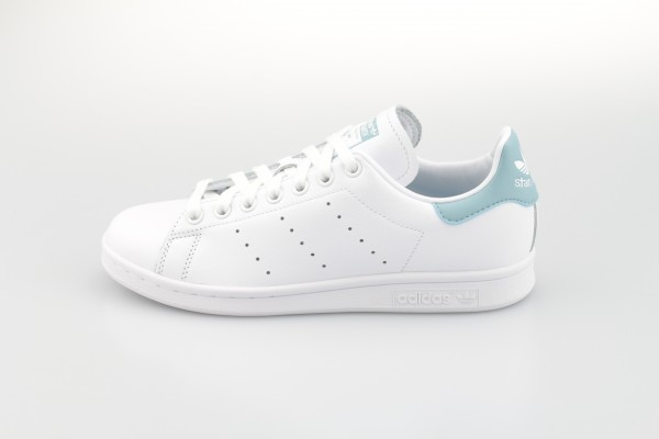 Stan Smith (Footwear White / Ash Grey / Footwear White)