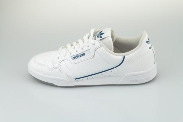 Continental 80 (White / Blue)
