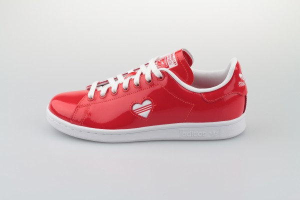 Stan Smith W (Active Red / Footwear White / Active Red)