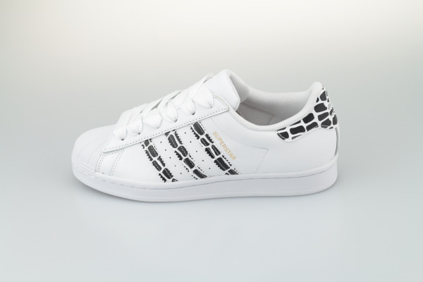 Superstar W (White / Black )