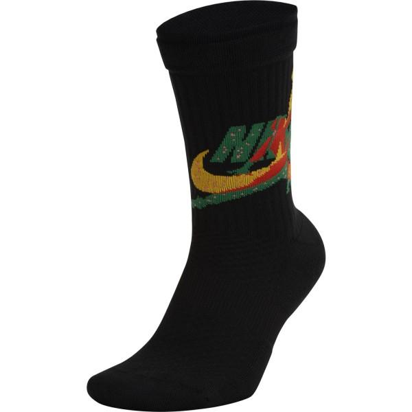 Jordan Legacy Crew Socks (Black)