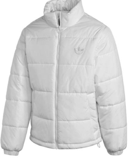 adidas Padded Standard Puffer Winterjacket (white/white)