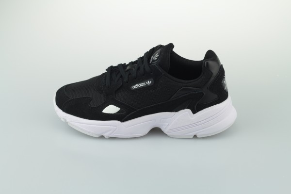 Falcon W (Core Black / Core Black / Footwear White)