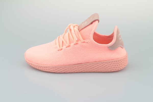 PW Tennis HU (Clear Orange / Cloud White / Core Black)
