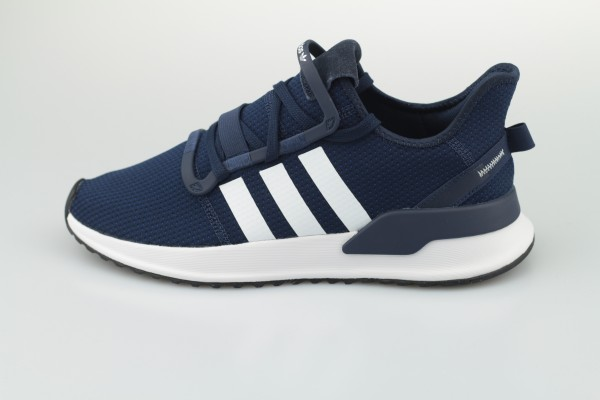 U_Path Run (Collegiate Navy / Core Black / Footwear White)